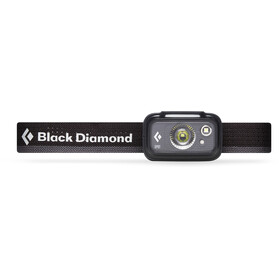 Black Diamond Spot 325 Otsalamppu, graphite